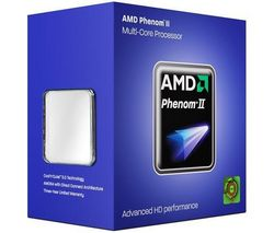 AMD Phenom II X6 1055T - 2,8 GHz - Socket AM3 (HDT55TFBGRBOX)