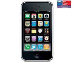 APPLE iPhone 3G S (8 GB) - black + Nabíjačka do auta