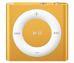 APPLE iPod shuffle 2 GB oranžový - NEW