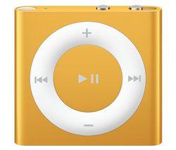 APPLE iPod shuffle 2 GB oranžový - NEW + Rozdvojka zásuvky jack 3.5mm