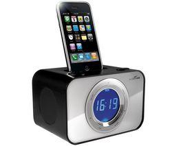 BLUESTORK Budík s dokovacou stanicou na iPod Wake Up Weeky