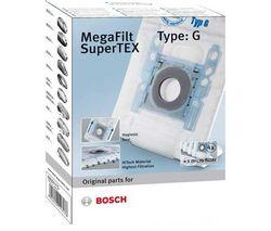 BOSCH Sada 4 sáckov na prach + 1 mikrohygienický filter BBZ41FG