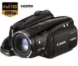CANON Videokamera MiniDV HD Legria HV40 + Brašna + Balenie 8 + 2 kazety MiniDV DVM 60 Premium + Kábel HDMi - Mini HDMi - 2 m - pozlátená koncovka
