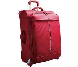 kufor 2 kolieska 72cm červený + Fiber Lite Trolley Kabínkový kufor ...