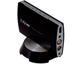 DVICO Skrinka mediaplayer TViX PvR R-2230 Ethernet/USB 2.0 (bez pevného disku) + Puzdro LArobe black/pumpkin