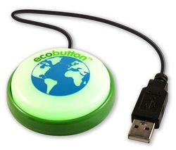 ECOBUTTON Ecobutton + Solárna nabíjačka Freeloader Pro SC9001