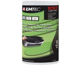 EMTEC Náplň 100 vlhkých vreckoviek