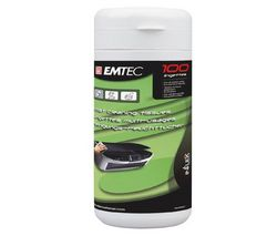 EMTEC Zásobník 100 navlhčených utierok