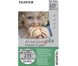 FUJI FILM Foto papier Premium Plus Super Glossy - 235g/m