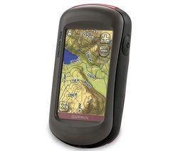 GARMIN GPS na turistiku Oregon 550T + Turistická mapa Topo Juho-západné Francúzsko