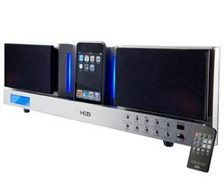 H&B Dokovacia stanica IP-55i + Anténa FM 75 ohms vývod 9.5 mm