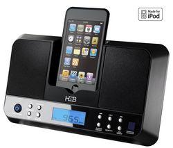 H&B Prenosný reproduktor/rádiobudík IP-15i