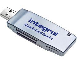 INTEGRAL Prenosná cítacka kariet