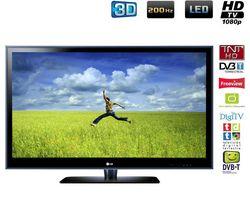 f7ac4ed7e LG LED televízor 47LX6500 + Držiak na stenu - čierny - Lacné TV Video