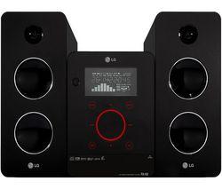 LG Mikro veža MP3/USB FA-162 + Batérie NiMH LR03 (AAA) 1000 mAh (balenie 4 ks)