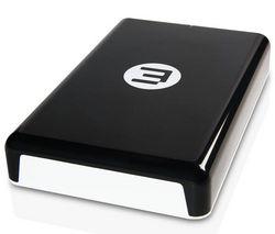 MEMUP Externý pevný disk Kiosk LS 500 GB + Čistiaci stlačený plyn 335 ml