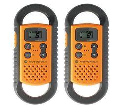 MOTOROLA Vysielačky Motorola T3 oranžové