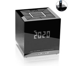 NAF NAF Rádiobudík stereo MP3/USB MY CLOCK V2