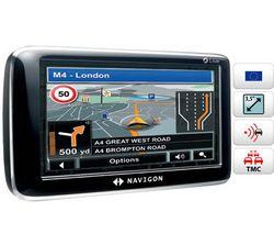 NAVIGON GPS 6310 Europe + Truck Navigation