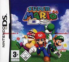 NINTENDO Super Mario 64 DS [DS] + Puzdro 31712 pre DSi XL - perlová biela + Puzdro 31710 pre DSi XL - tmavohnedé