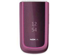 Nokia 3710 fold fialový - lacné telefóny