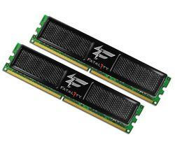 OCZ Pamäť PC Fatal1ty Dual Channel 2 x 2 GB DDR2-800 PC2-6400 CL5