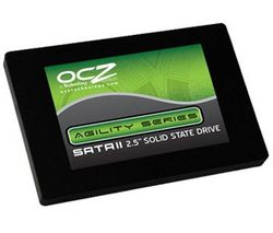 OCZ Solid State Disk (SSD) Agility Series 2.5