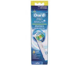 ORAL-B Sada 3 násadiek na zubnú kefku Probright EB18x3