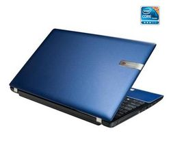 4ea40411614af PACKARD BELL Easynote TM89-GN-025UK - modrá (anglická verzia ...