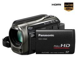 PANASONIC Videokamera HDC-HS60