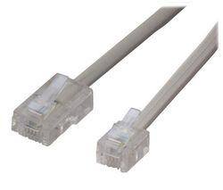 PIXMANIA Telefónny kábel RJ11/RJ45 FCM45 - 0,2m