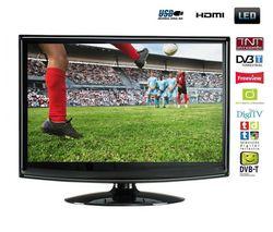 Q-MEDIA LED televízor QA13.3LK68T + Kábel HDMI - Pozlátený 24 karátov - 1,5 m - SWV3432S/10