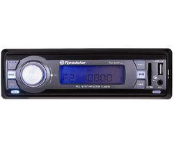 ROADSTAR Autoradio MP3/USB/SD/MMC RU-200PLL - Sans lecteur CD