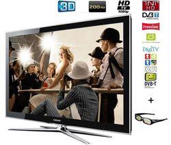 SAMSUNG LCD televízor LE46C750 + Adaptér Ethernet na WiFi-N WNCE2001-100PES