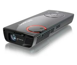SAPPHIRE TECHNOLOGY Mini videoprojektor 101 + Premietacie plátno 1:1 - 84