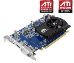 SAPPHIRE TECHNOLOGY Radeon HD 5550 - 1 GB GDDR2 - PCI-Express 2.0 (11170-05-20R)