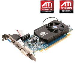 SAPPHIRE TECHNOLOGY Radeon HD 5550 Hyper Memory - 1 GB GDDR3 - PCI-Express 2.0 (11170-02-20R)