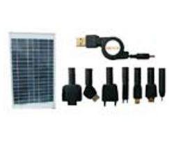 SKPAD Univerzálna solárna nabíjačka + kábel USB SKP-CELL-MS1
