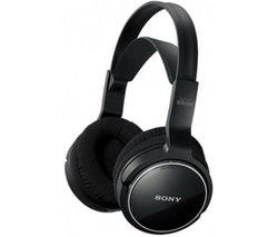 SONY Bezdrôtové slúchadlá MDR-RF810 + Stereo slúchadlá s digitálnym zvukom (CS01)