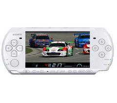 SONY COMPUTER Konzola PSP 3000 Slim & Lite biela + Pamäťová karta Memory Stick PRO Duo Mark2 - 8 GB