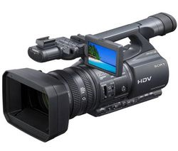 SONY HD videokamera MiniDV HDR-FX1000
