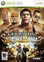 THQ WWE Legends of Wrestlemania [XBOX 360]