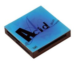 TNB Čítačka pamäťových kariet Acid - Modrá