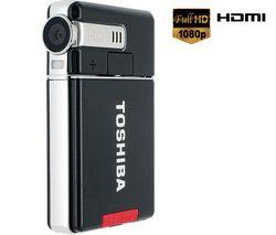 TOSHIBA HD videokamera Camileo S10