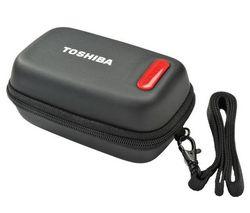 TOSHIBA Puzdro PX1659E-1NCA + Pamäťová karta SDHC 4 GB