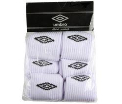 UMBRO Tenisové ponožky (x6 párov)