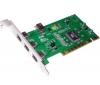 ADVANCE Karta radič PCI 3 porty FireWire FW-B401 + Adaptér základná doska SATA - eSATA