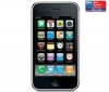 APPLE iPhone 3G S (8 GB) - black + Čierny silikónový kryt