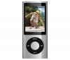 APPLE iPod nano 16 GB strieborný (5G) - videokamera - rádio FM