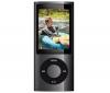 APPLE iPod nano 8 GB čierny (5G) - videokamera - rádio FM - NEW + Slúchadlá HOLUA S2HLBZ-SZ - strieborné